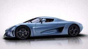 2016 Koenigsegg REGERA - Animated Flyaround 14