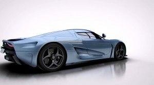 2016 Koenigsegg REGERA - Animated Flyaround 52