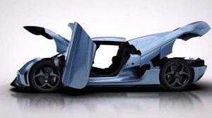 2016 Koenigsegg REGERA - Animated Flyaround 79