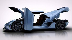 2016 Koenigsegg REGERA - Animated Flyaround 80