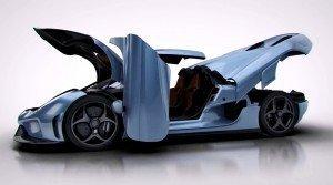 2016 Koenigsegg REGERA - Animated Flyaround 82