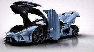 2016 Koenigsegg REGERA - Animated Flyaround 86