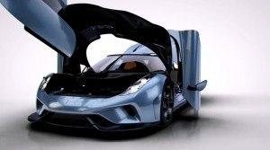 2016 Koenigsegg REGERA - Animated Flyaround 91