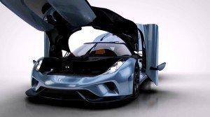 2016 Koenigsegg REGERA - Animated Flyaround 92