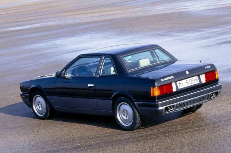 La vettura venne presentata al Salone dell'Automobile di Ginevra del 1988