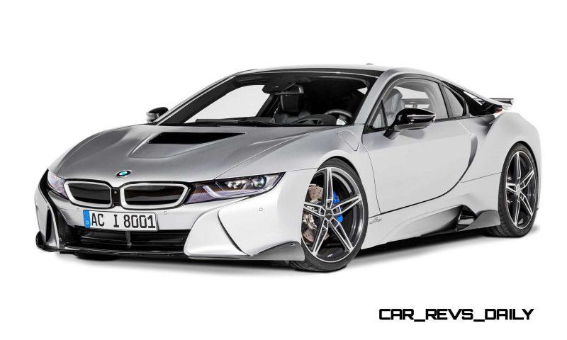 AC Schnitzer BMW i8 5