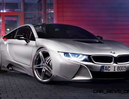 AC Schnitzer Transforms BMW i8 into Supercar M8 of Your Dreams!
