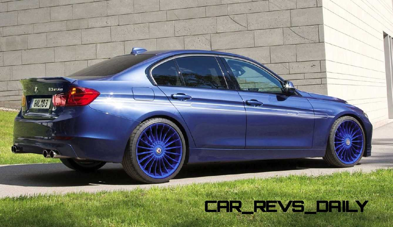 ALPINA B3 Wheel Colorizer 10