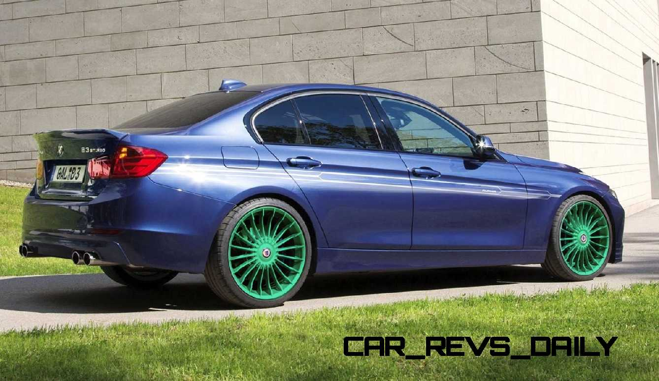 ALPINA B3 Wheel Colorizer 12