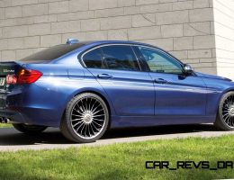 2015 ALPINA B3 – Digital Wheel Colorizer and USA 3 series Upgrade Showcase