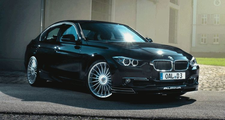 ALPINA B3 and D3 Performance Parts Transform USA BMW 3 series