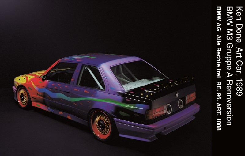 BMW Art Car Collection Celebrates 40th Anniversary With Fresh Museum Display + World Tour (125 Photos) 10