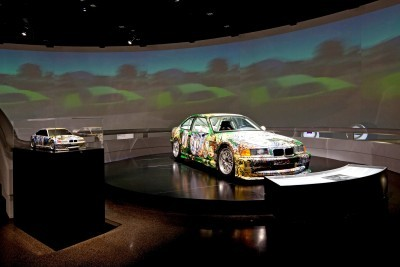 BMW Art Car Collection Celebrates 40th Anniversary With Fresh Museum Display + World Tour (125 Photos) 101