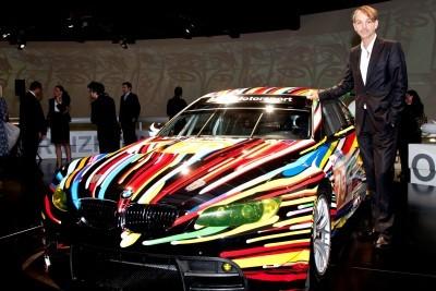 BMW Art Car Collection Celebrates 40th Anniversary With Fresh Museum Display + World Tour (125 Photos) 102