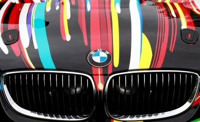 BMW Art Car Collection Celebrates 40th Anniversary With Fresh Museum Display + World Tour (125 Photos) 107