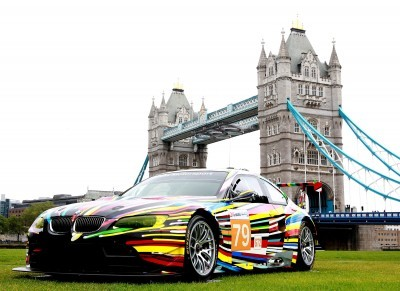 BMW Art Car Collection Celebrates 40th Anniversary With Fresh Museum Display + World Tour (125 Photos) 108
