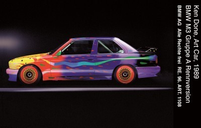 BMW Art Car Collection Celebrates 40th Anniversary With Fresh Museum Display + World Tour (125 Photos) 11