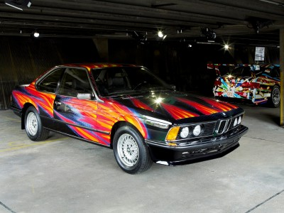 BMW Art Car Collection Celebrates 40th Anniversary With Fresh Museum Display + World Tour (125 Photos) 110