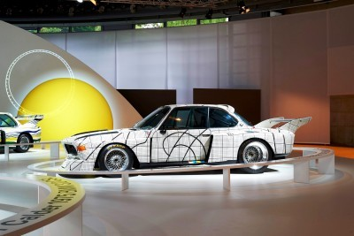 BMW Art Car Collection Celebrates 40th Anniversary With Fresh Museum Display + World Tour (125 Photos) 120