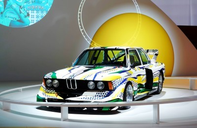 BMW Art Car Collection Celebrates 40th Anniversary With Fresh Museum Display + World Tour (125 Photos) 123