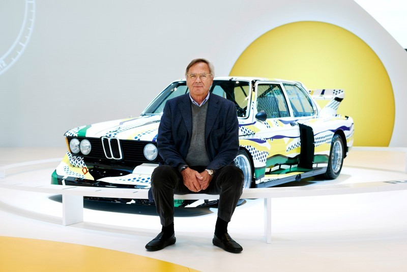 BMW Art Car Collection Celebrates 40th Anniversary With Fresh Museum Display + World Tour (125 Photos) 124
