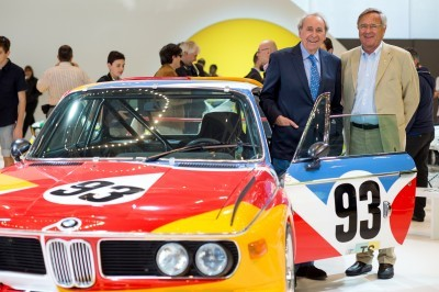 BMW Art Car Collection Celebrates 40th Anniversary With Fresh Museum Display + World Tour (125 Photos) 125
