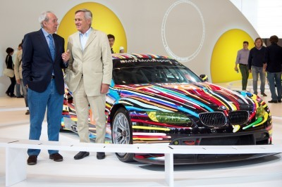 BMW Art Car Collection Celebrates 40th Anniversary With Fresh Museum Display + World Tour (125 Photos) 126