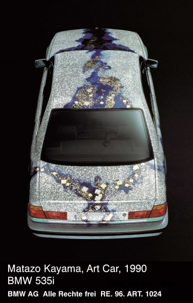BMW Art Car Collection Celebrates 40th Anniversary With Fresh Museum Display + World Tour (125 Photos) 13