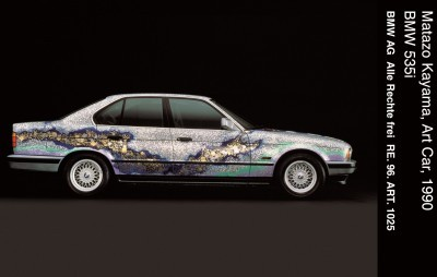 BMW Art Car Collection Celebrates 40th Anniversary With Fresh Museum Display + World Tour (125 Photos) 14