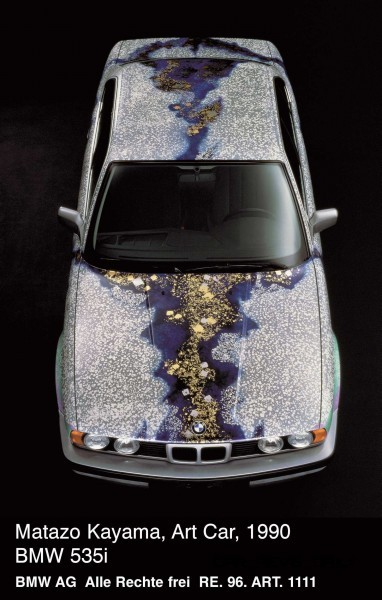 BMW Art Car Collection Celebrates 40th Anniversary With Fresh Museum Display + World Tour (125 Photos) 15