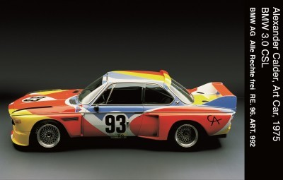 BMW Art Car Collection Celebrates 40th Anniversary With Fresh Museum Display + World Tour (125 Photos) 16