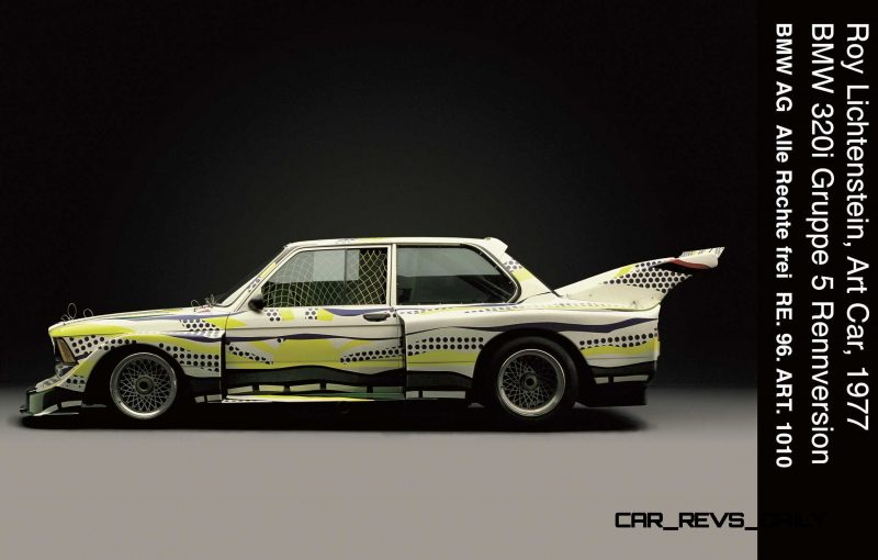 BMW Art Car Collection Celebrates 40th Anniversary With Fresh Museum Display + World Tour (125 Photos) 19