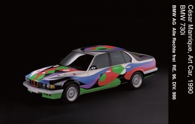 BMW Art Car Collection Celebrates 40th Anniversary With Fresh Museum Display + World Tour (125 Photos) 22