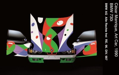 BMW Art Car Collection Celebrates 40th Anniversary With Fresh Museum Display + World Tour (125 Photos) 23