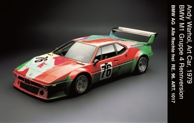 BMW Art Car Collection Celebrates 40th Anniversary With Fresh Museum Display + World Tour (125 Photos) 29
