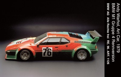 BMW Art Car Collection Celebrates 40th Anniversary With Fresh Museum Display + World Tour (125 Photos) 30