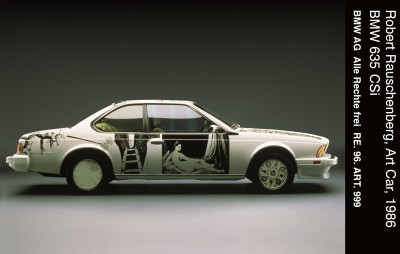 BMW Art Car Collection Celebrates 40th Anniversary With Fresh Museum Display + World Tour (125 Photos) 31