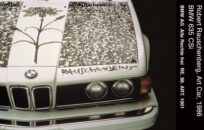 BMW Art Car Collection Celebrates 40th Anniversary With Fresh Museum Display + World Tour (125 Photos) 32