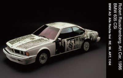 BMW Art Car Collection Celebrates 40th Anniversary With Fresh Museum Display + World Tour (125 Photos) 33