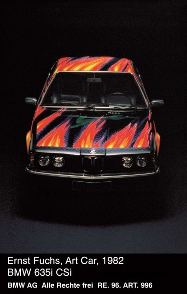 BMW Art Car Collection Celebrates 40th Anniversary With Fresh Museum Display + World Tour (125 Photos) 34