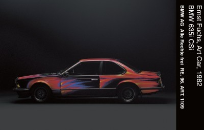 BMW Art Car Collection Celebrates 40th Anniversary With Fresh Museum Display + World Tour (125 Photos) 35