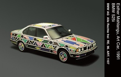 BMW Art Car Collection Celebrates 40th Anniversary With Fresh Museum Display + World Tour (125 Photos) 39