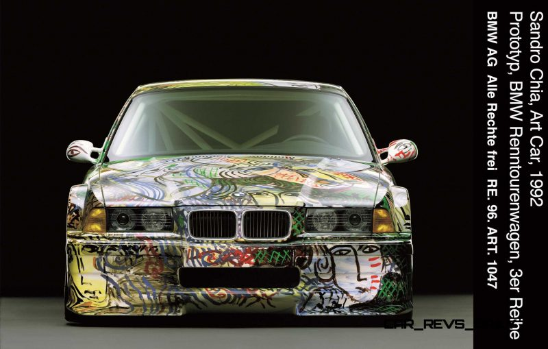 BMW Art Car Collection Celebrates 40th Anniversary With Fresh Museum Display + World Tour (125 Photos) 40