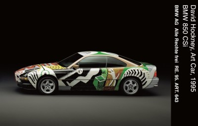 BMW Art Car Collection Celebrates 40th Anniversary With Fresh Museum Display + World Tour (125 Photos) 41