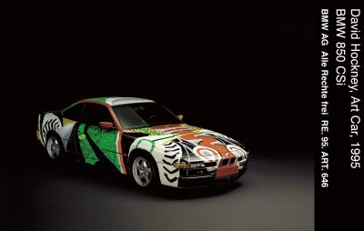 BMW Art Car Collection Celebrates 40th Anniversary With Fresh Museum Display + World Tour (125 Photos) 42