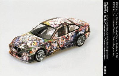 BMW Art Car Collection Celebrates 40th Anniversary With Fresh Museum Display + World Tour (125 Photos) 47