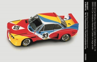 BMW Art Car Collection Celebrates 40th Anniversary With Fresh Museum Display + World Tour (125 Photos) 50
