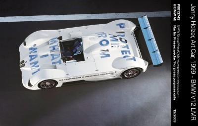 BMW Art Car Collection Celebrates 40th Anniversary With Fresh Museum Display + World Tour (125 Photos) 52