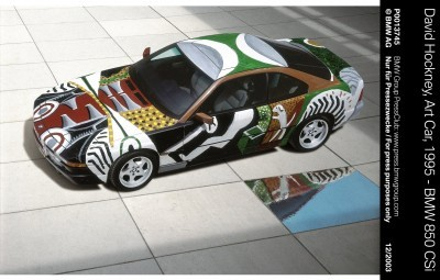 BMW Art Car Collection Celebrates 40th Anniversary With Fresh Museum Display + World Tour (125 Photos) 54