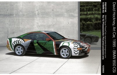 BMW Art Car Collection Celebrates 40th Anniversary With Fresh Museum Display + World Tour (125 Photos) 55